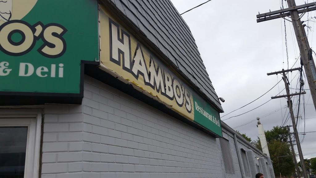 Hambos Restaurant | restaurant | 1465 Notre Dame Ave, Winnipeg, MB R3E 0P8, Canada | 2047729238 OR +1 204-772-9238