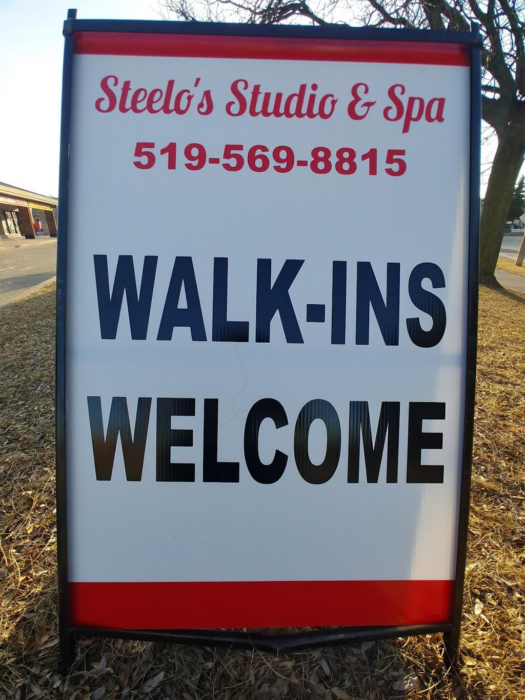 Steelos Studio and Spa | hair care | 153 Country Hill Dr, Kitchener, ON N2E 2G7, Canada | 5195698815 OR +1 519-569-8815