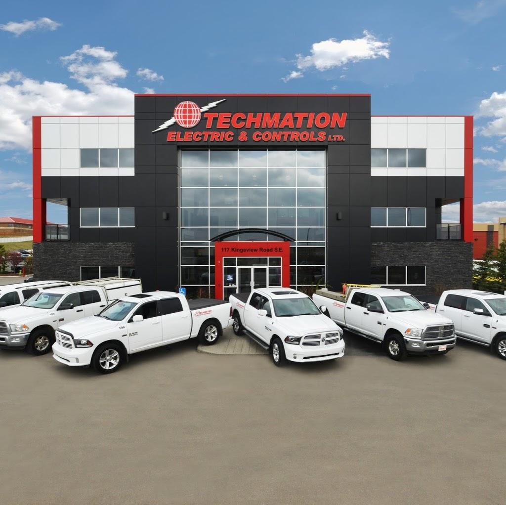 Techmation Electric & Controls Ltd  - Electrician | 117