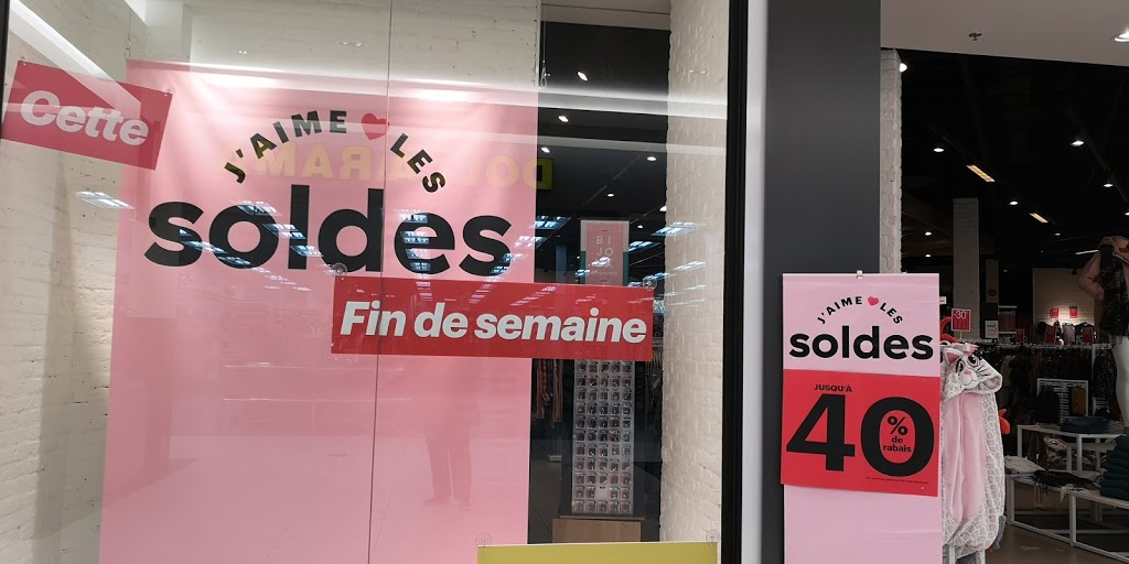 Ardene | clothing store | 8500 Boulevard Henri-Bourassa, Québec, QC G1G 5X1, Canada | 4182637290 OR +1 418-263-7290
