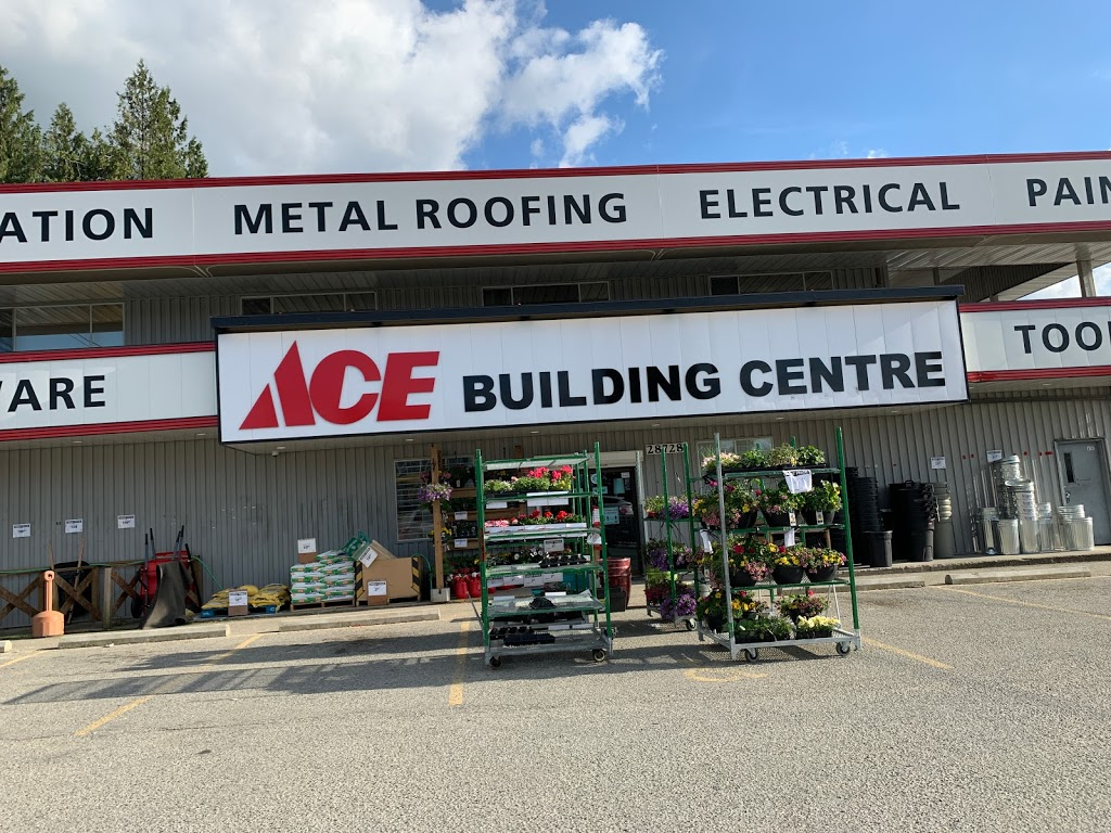 Ace Hardware | hardware store | 28728 Fraser Hwy, Abbotsford, BC V4X 1K8, Canada | 6048565144 OR +1 604-856-5144