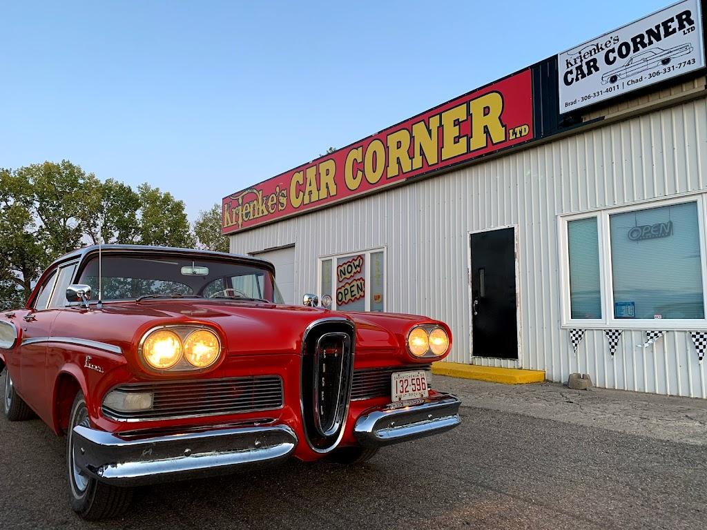 Krienkes Car Corner | car dealer | 77 SK-10, Balcarres, SK S0G 0C0, Canada | 3063314011 OR +1 306-331-4011