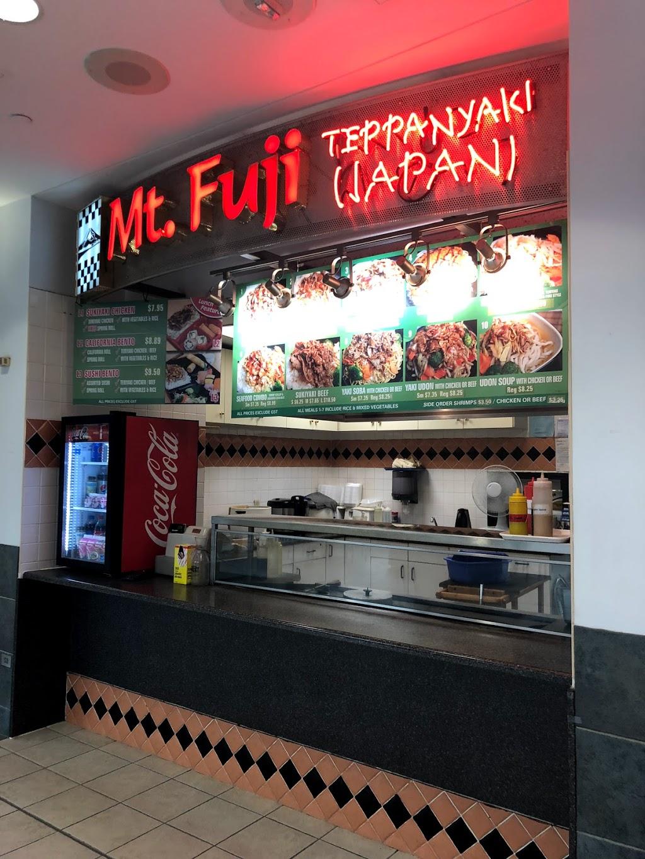 Mt Fuji Teppanyaki Japan Ltd   restaurant   10025 Jasper Ave, Edmonton, AB T5J 1V1, Canada   7804206769 OR +1 780-420-6769