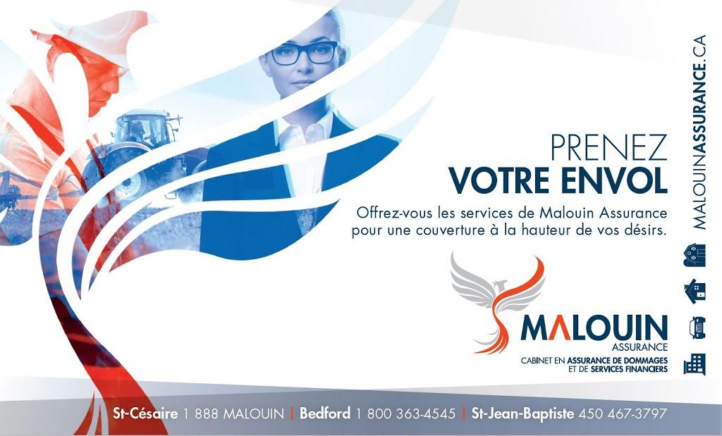 Malouin Assurance   insurance agency   1200 Rue Notre Dame, Saint-Césaire, QC J0L 1T0, Canada   4504694994 OR +1 450-469-4994