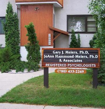 Meiers Gary J Hammond/Meiers J A & Associates Ltd   health   10009 85 Ave NW, Edmonton, AB T6E 2J9, Canada   7804332269 OR +1 780-433-2269