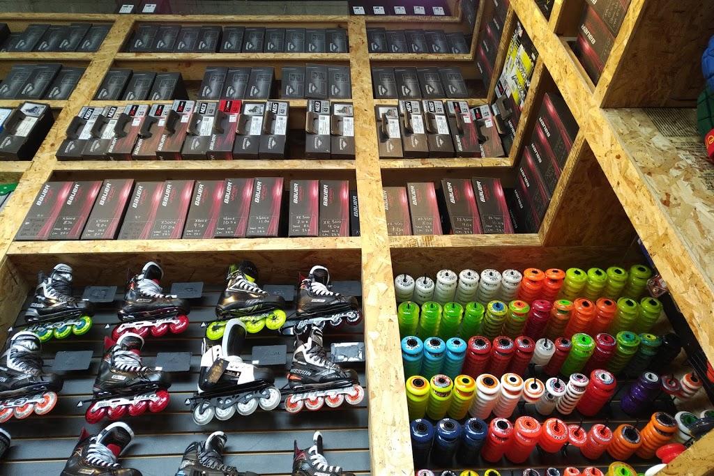Coast to Coast Roller Hockey Shop | store | 1739 Main St, Vancouver, BC V5T 3B5, Canada