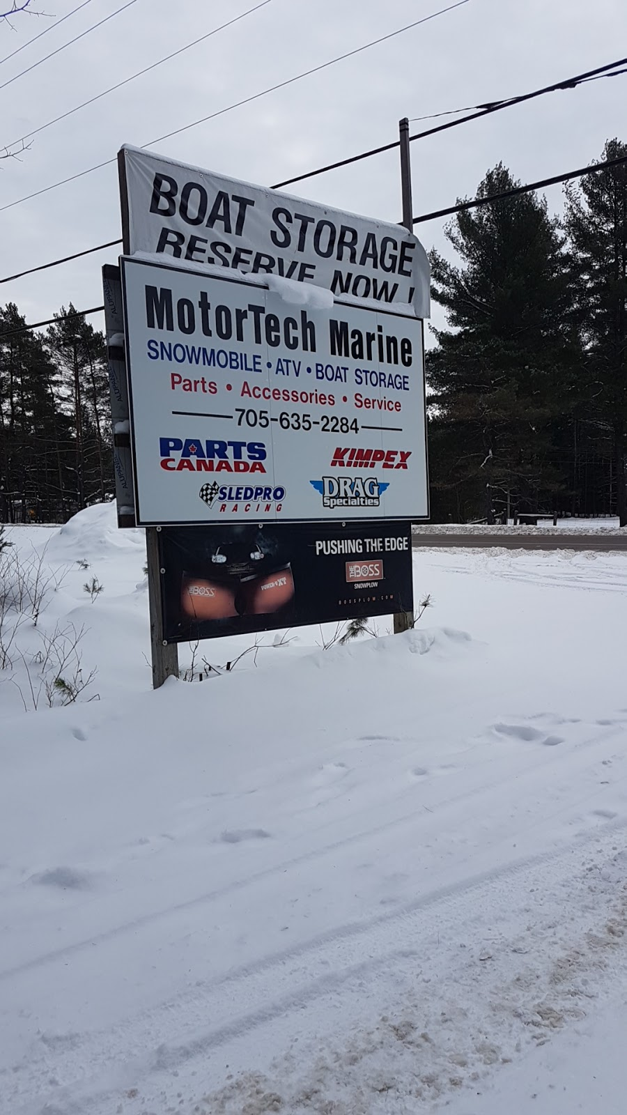 Motortech Marine | store | 2871 ON-60, Dwight, ON P0A 1H0, Canada | 7056352284 OR +1 705-635-2284