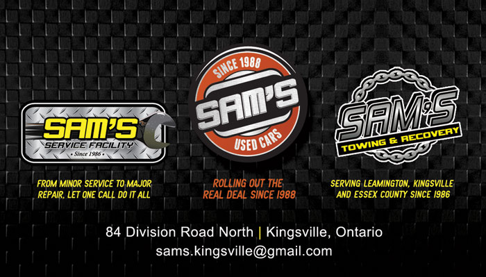 In a Jam, Call Sam | car repair | 84 Division St N, Kingsville, ON N9Y 1E2, Canada | 5197336434 OR +1 519-733-6434