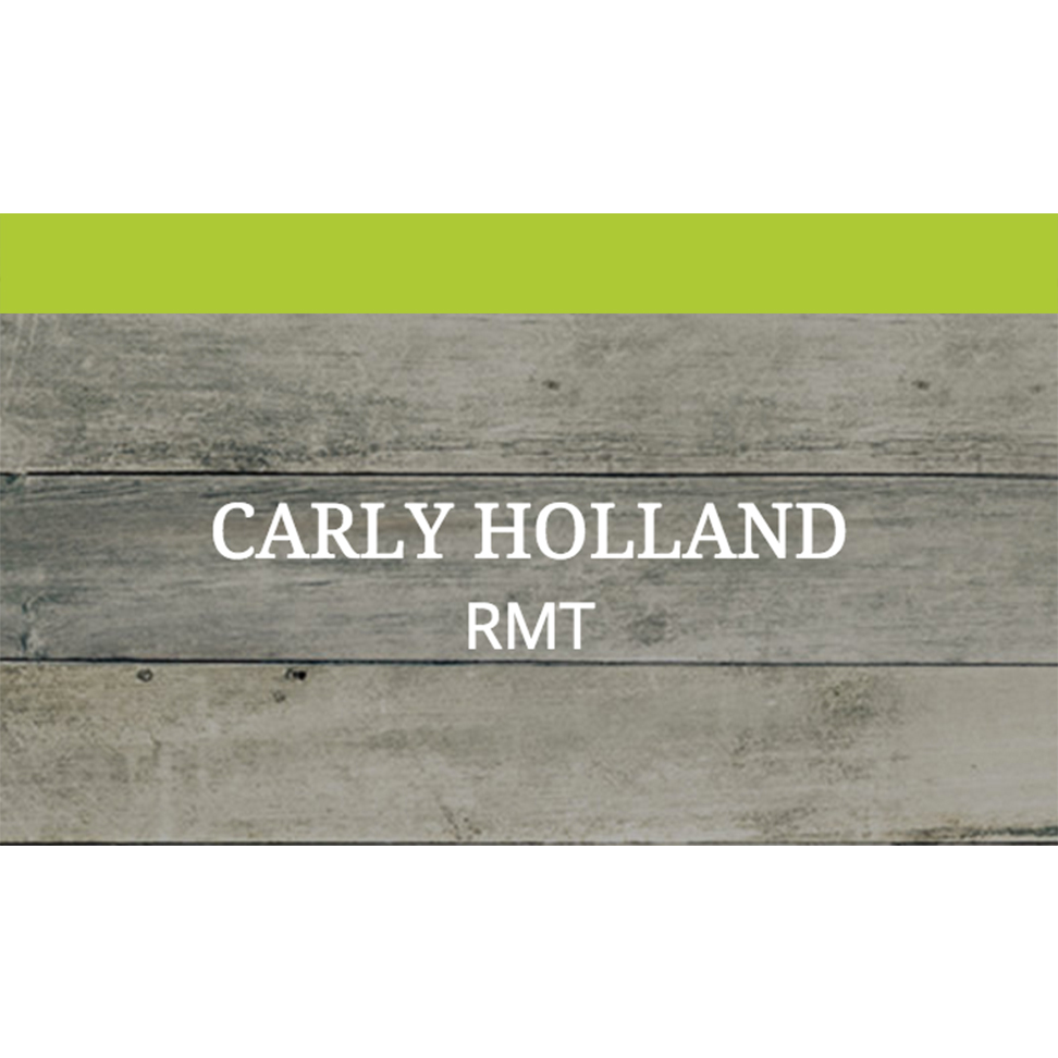 Carly Holland RMT | health | Within Laneway Wellness, 307 Roncesvalles Ave, Toronto, ON M6R 2M6, Canada | 6476737485 OR +1 647-673-7485