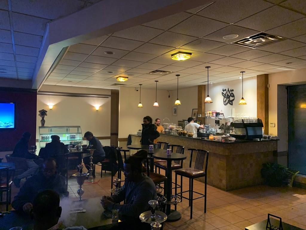 Qhawah Cafe & Shisha Lounge | cafe | 6 Dixon Rd Unit 5&6, Etobicoke, ON M9P 2K9, Canada | 4168212444 OR +1 416-821-2444