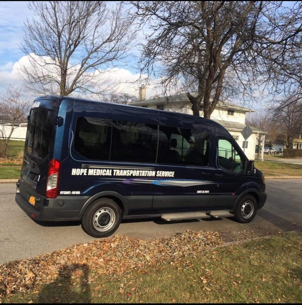 Hope Medical Transportation Services. | car rental | 144 Robin Hill Dr, Buffalo, NY 14221, USA | 7169946350 OR +1 716-994-6350