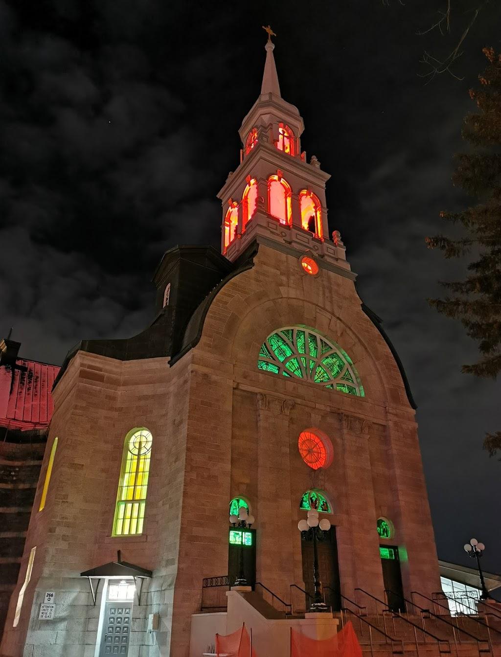 Centre Notre Dame (Église Notre-Dame)   point of interest   280 Rue Principale, Granby, QC J2G 2W3, Canada   4503616081 OR +1 450-361-6081