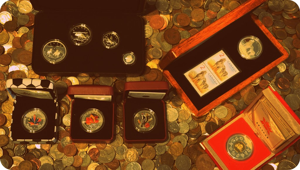 Northern Stamp & Coin Co | store | 90 Essa Rd, Barrie, ON L4N 3K7, Canada | 7057391534 OR +1 705-739-1534