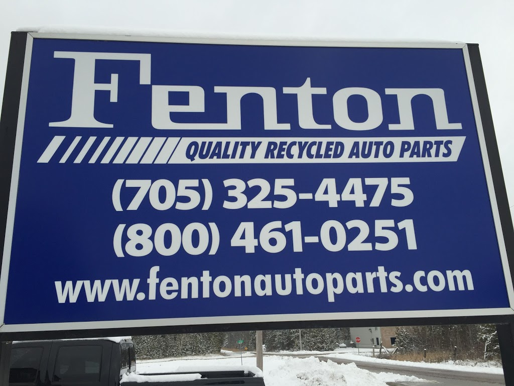 Fenton Auto Parts   car repair   4702 Sideroad 25 L3V 0S9, Ramara, ON L3V 6H5, Canada   7053254475 OR +1 705-325-4475