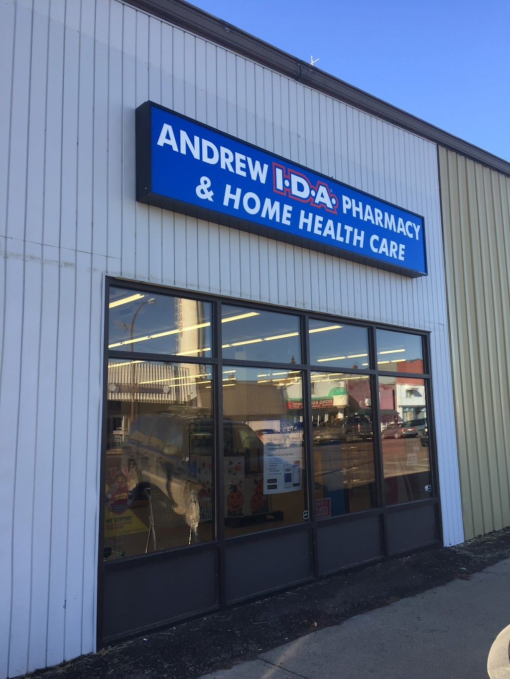 Andrew Pharmacy & Home Health Care | health | 5022 51 St, Andrew, AB T0B 0C0, Canada | 7803653832 OR +1 780-365-3832