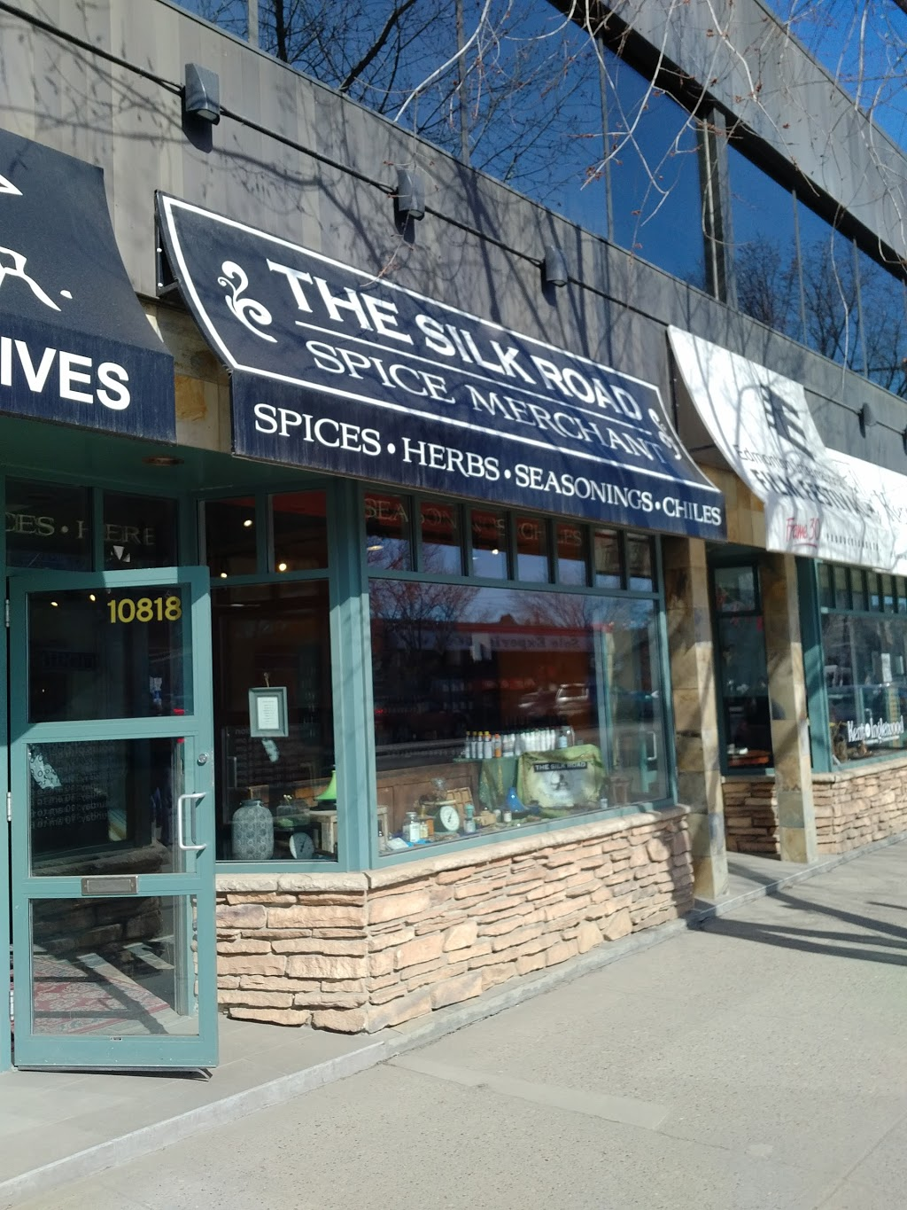 The Silk Road Spice Merchant | store | 10818 82 Ave NW, Edmonton, AB T6E 2B3, Canada | 7804280224 OR +1 780-428-0224
