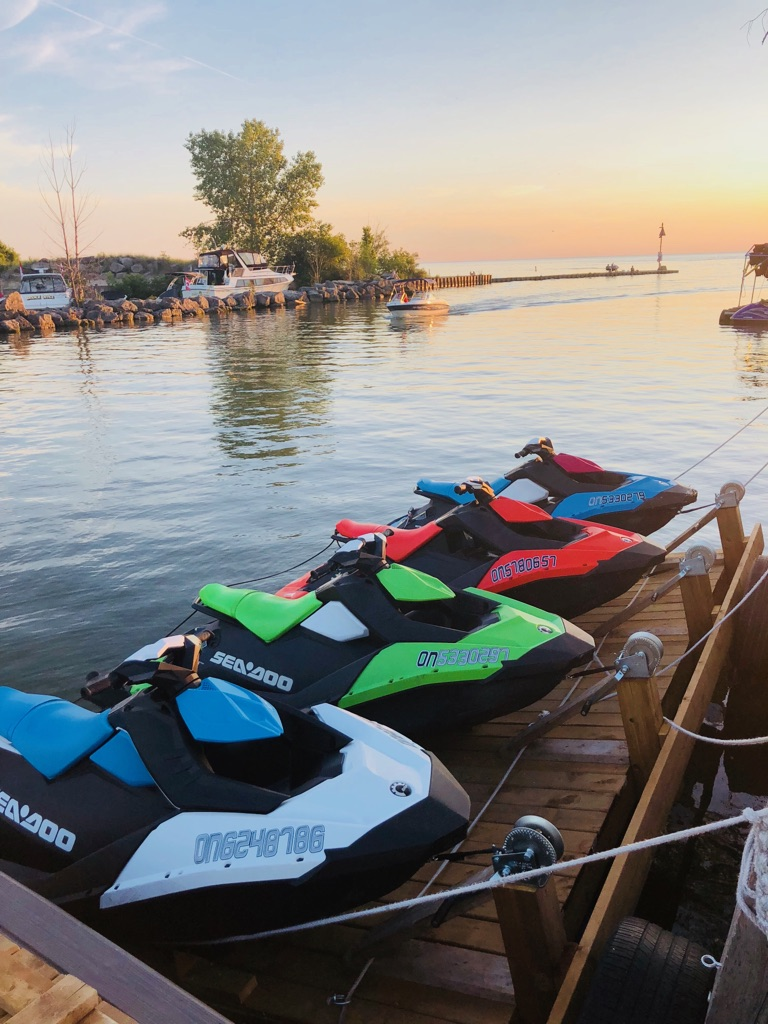 Splash seadoo and boat rentals Grand Bend | travel agency | 61 Main St W, Grand Bend, ON N0M 1T0, Canada | 5196714865 OR +1 519-671-4865