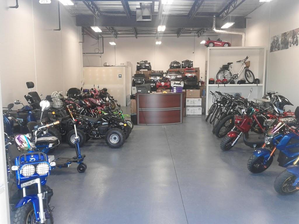 Ebike Universe Québec City | store | 465 Rue Soumande, Québec, QC G1M 2X6, Canada | 4184782750 OR +1 418-478-2750