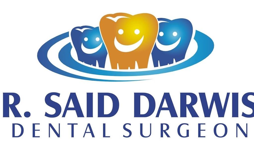 Dr. Said Darwish | dentist | 1480 Hunt Club Rd, Ottawa, ON K1T 1M6, Canada | 6137332703 OR +1 613-733-2703