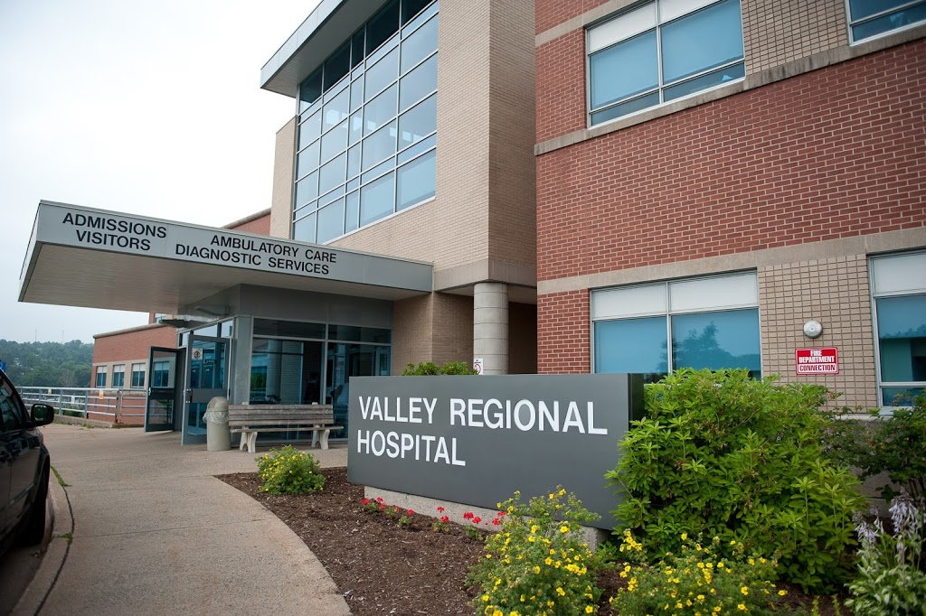 Valley Regional Hospital | health | 150 Exhibition St, Kentville, NS B4N 5E3, Canada | 9026787381 OR +1 902-678-7381