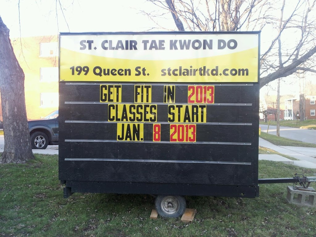 St. Clair Tae kwon do | health | 199 Queen St, Sarnia, ON N7T 2R6, Canada | 5193368856 OR +1 519-336-8856