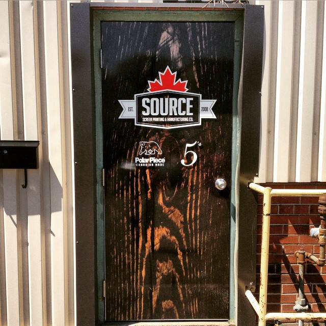 Source Screen Printing - Store   1600 Midland Ave #1, Scarborough