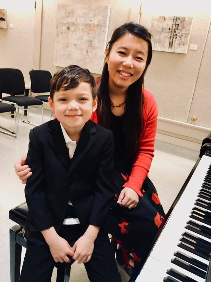 Anna Levy Piano School   electronics store   541 Yale Rd, Port Moody, BC V3H 3L4, Canada   6049369752 OR +1 604-936-9752