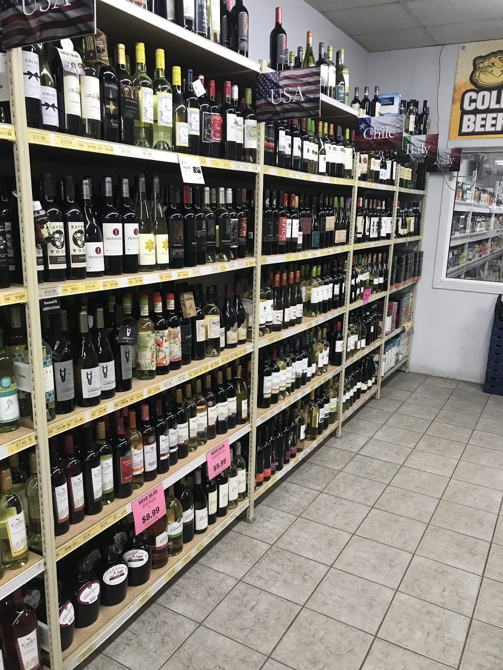 Value Liquor Hub | store | 12068 Jasper Ave, Edmonton, AB T5K 0P3, Canada | 5875241153 OR +1 587-524-1153