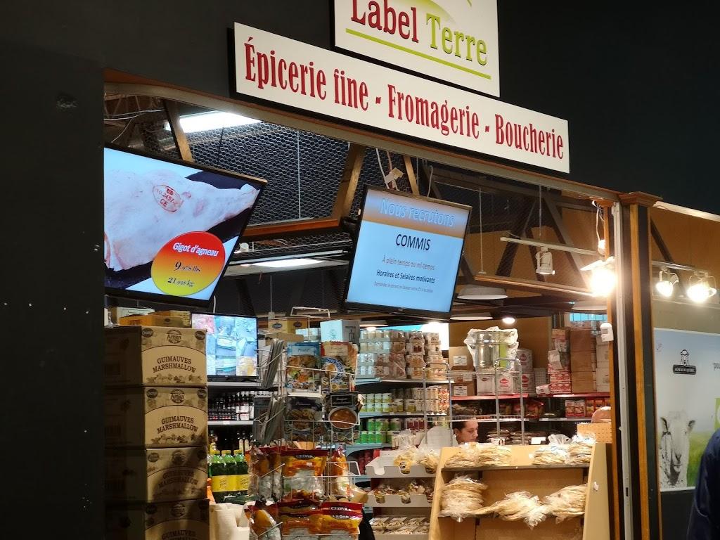 Marché Label Terre | restaurant | 385 Rue Soumande, Québec, QC G1M 2X6, Canada | 4186838181 OR +1 418-683-8181