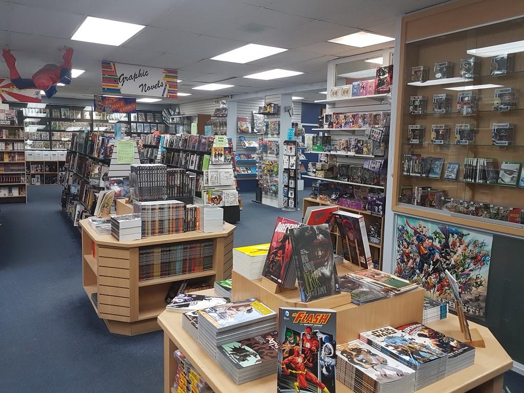 Big B Comics   book store   1045 Upper James St, Hamilton, ON L9C 3A6, Canada   9053189636 OR +1 905-318-9636