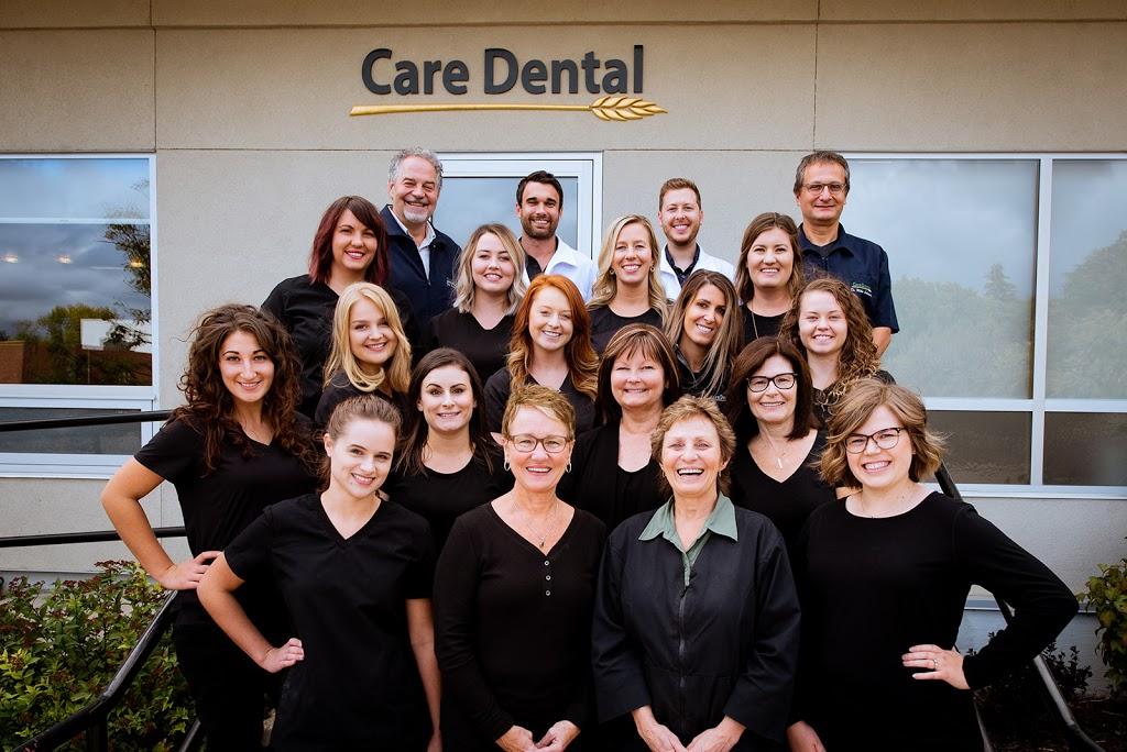 Care Dental Group | dentist | 34 Stephen St, Morden, MB R6M 2G3, Canada | 2048225506 OR +1 204-822-5506