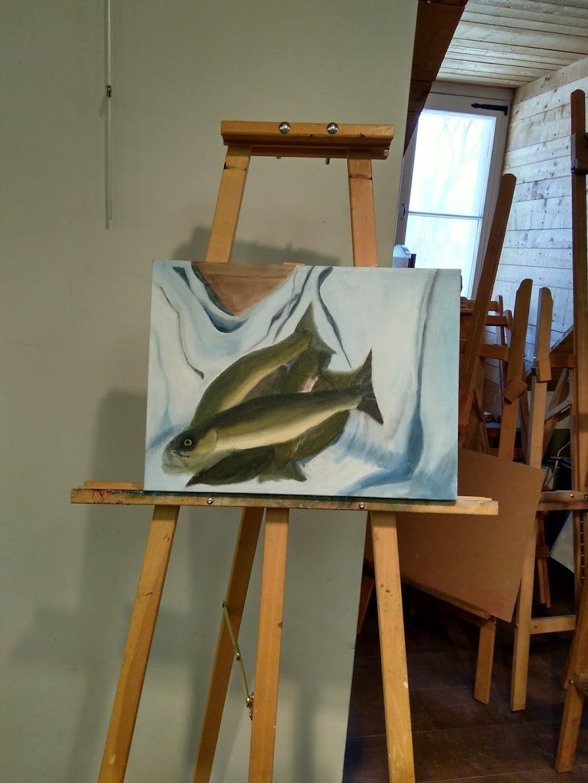 Societe Artistique-Charlebourg   art gallery   7985 Le Trait Carré E, Québec, QC G1H 2Z1, Canada   4186231877 OR +1 418-623-1877