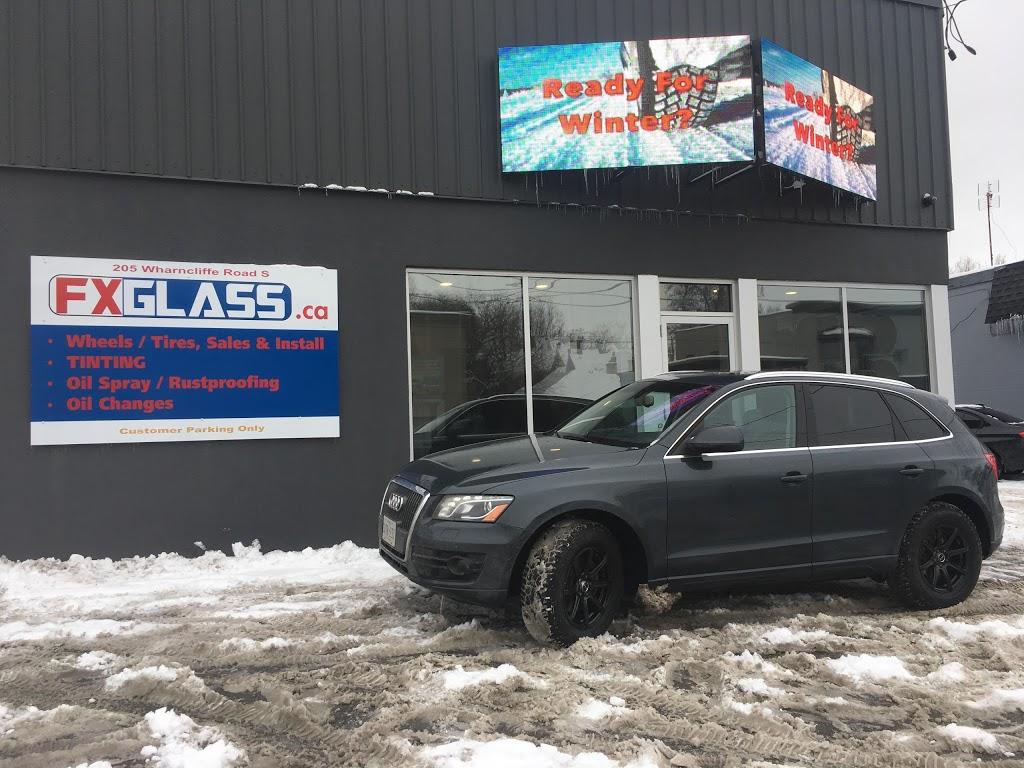 Fx Glass Inc | car repair | 205 Wharncliffe Rd S, London, ON N6J 2K8, Canada | 5196018468 OR +1 519-601-8468