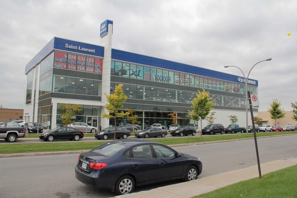 Hyundai Saint Laurent >> Saint Laurent Hyundai 100 Boul Montpellier Saint Laurent