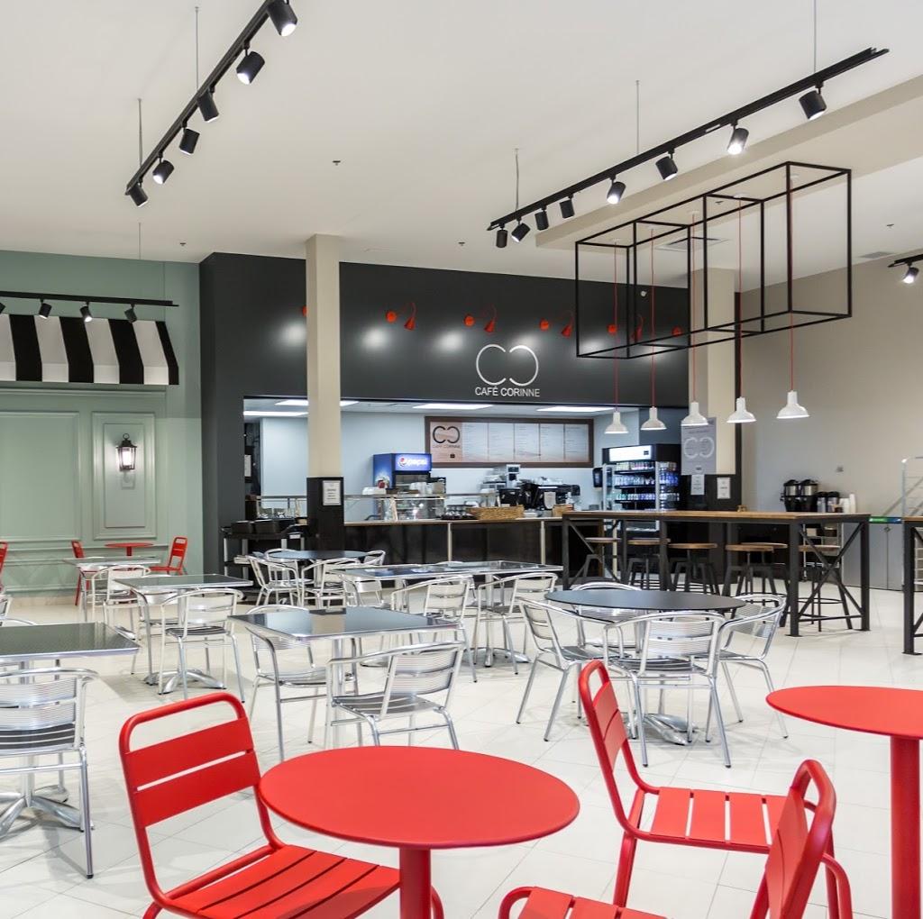 Café Corinne Carrefour Charlesbourg | cafe | 8500 Boulevard Henri-Bourassa local 14, Québec, QC G1G 5X1, Canada | 5813007909 OR +1 581-300-7909
