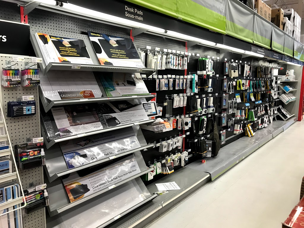 Staples Sudbury | electronics store | 747 Notre Dame Ave, Sudbury, ON P3A 2T2, Canada | 7055251180 OR +1 705-525-1180
