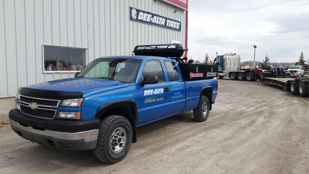 DEE-ALTA Tires LTD. | car repair | 466th Ave & 82nd St, High River, AB T0L 0A0, Canada | 4036523119 OR +1 403-652-3119