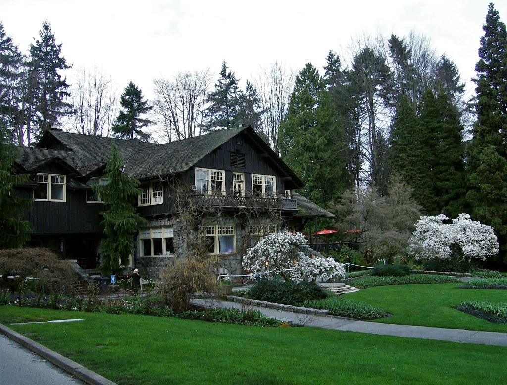Shakespeare Garden | park | Vancouver, BC V6G, Canada | 6048737000 OR +1 604-873-7000