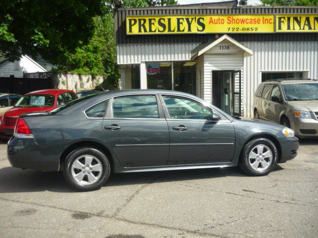 Presleys Auto Showcase   car dealer   1138 Carling Ave, Ottawa, ON K1Z 7K3, Canada   6137220852 OR +1 613-722-0852