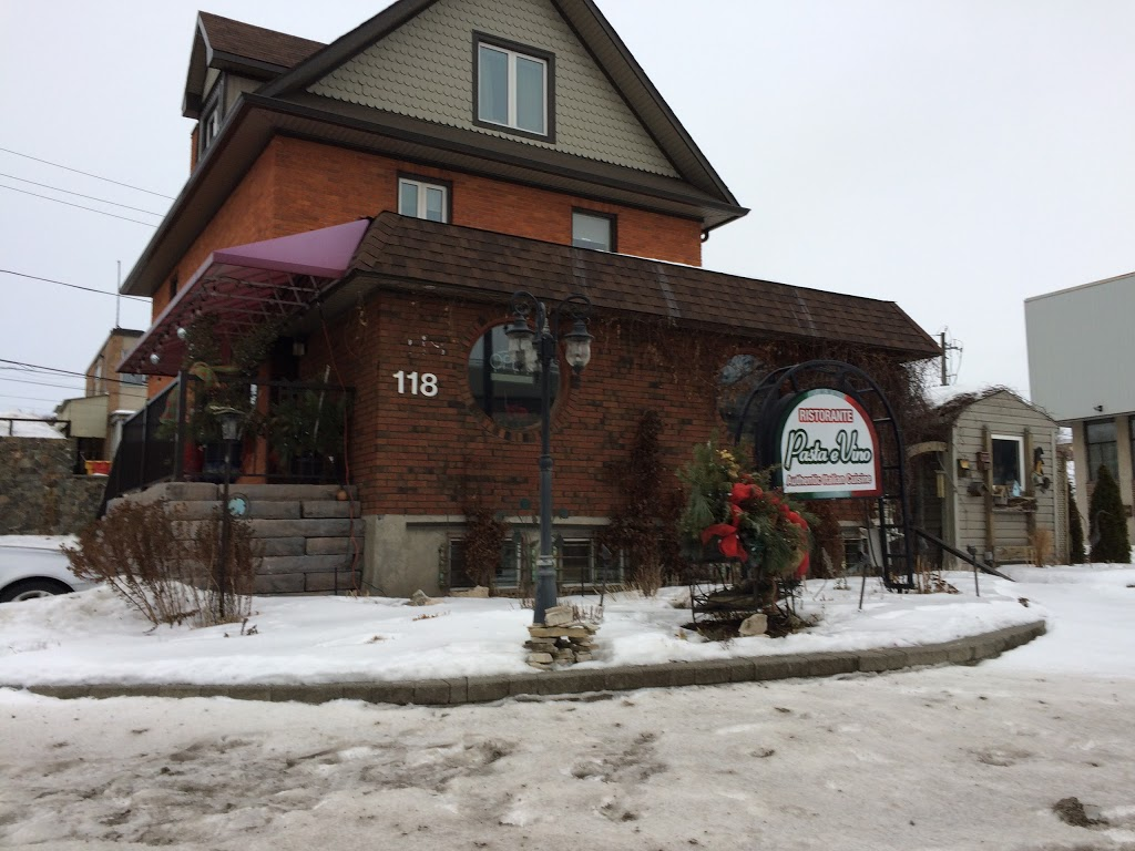 Pasta e Vino Ristorante | restaurant | 118 Paris St, Sudbury, ON P3E 3E1, Canada | 7056743050 OR +1 705-674-3050
