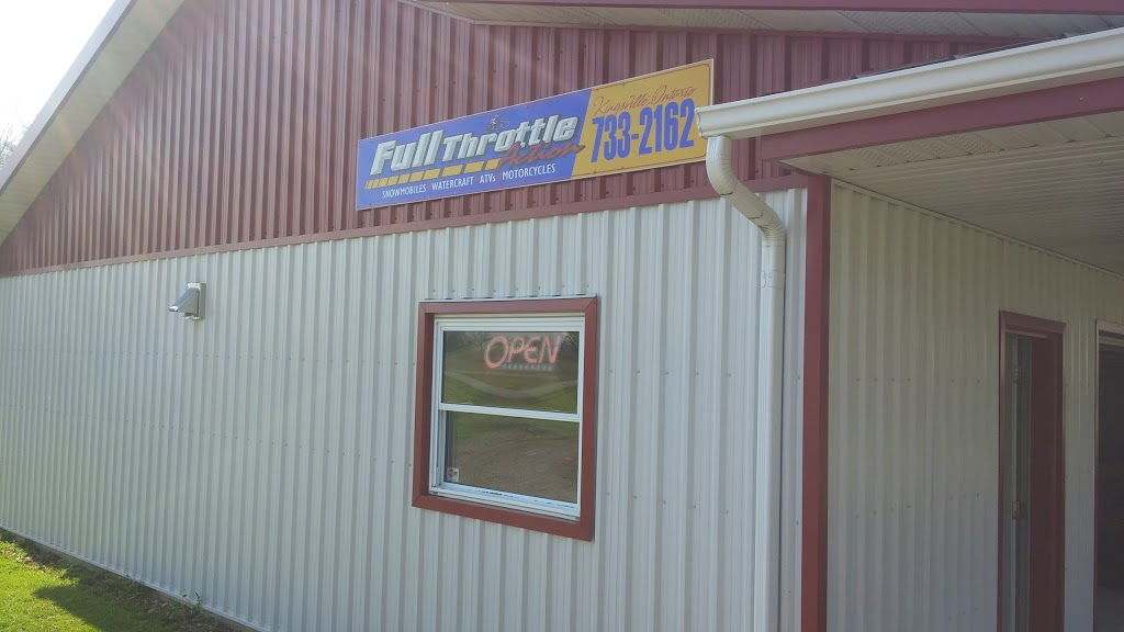 Full Throttle Action | car repair | 1899 Road 2 W, Kingsville, ON N9Y 2E4, Canada | 5197332162 OR +1 519-733-2162