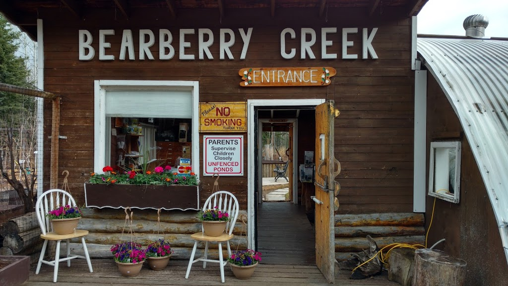 Bearberry Creek Greenhouses, Nursery and Water Gardens | point of interest | TWP 332, RR65, Mountain View County, AB T0M 1X0, Canada | 4036384231 OR +1 403-638-4231