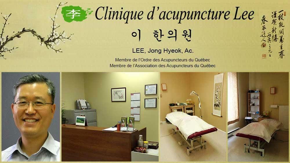 Clinique dAcupuncture LEE   health   6360 Rue Jean-Talon #216, Saint-Léonard, QC H1S 1M8, Canada   5149035512 OR +1 514-903-5512