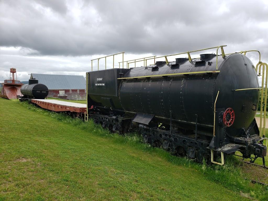 The New Brunswick Railway Museum | museum | 2847 Main St, Hillsborough, NB E4H 2X7, Canada | 5067343195 OR +1 506-734-3195