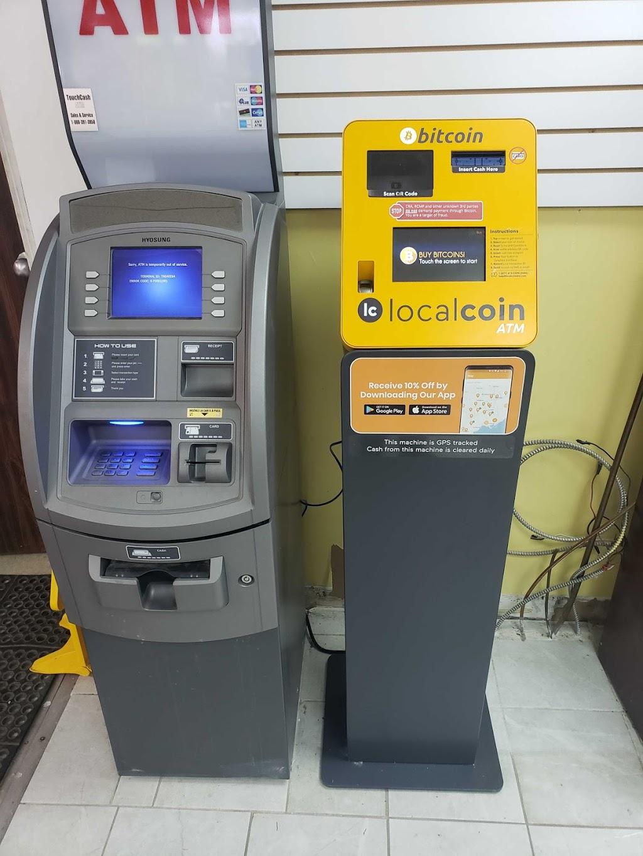 bitcoin atm niagaros krioklys)