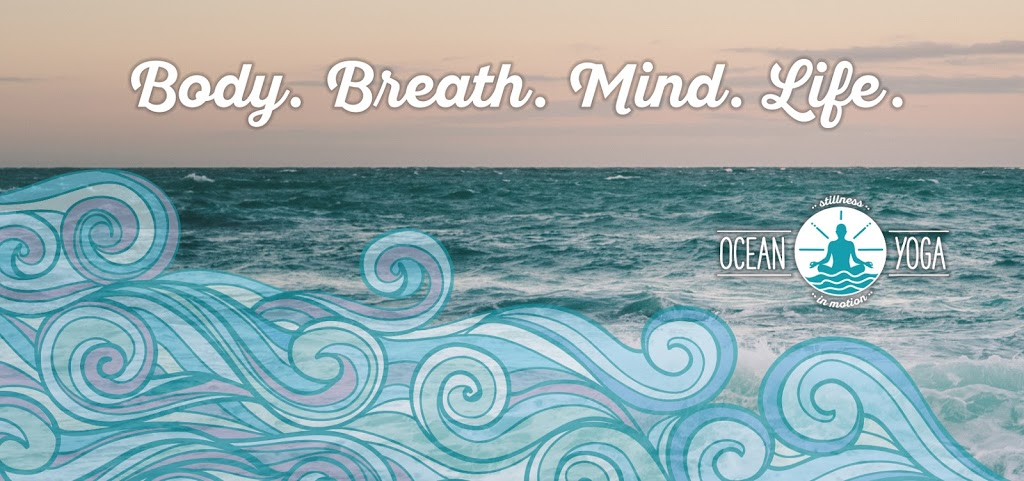 Ocean Yoga | gym | 120 Lemarchant Rd, St. Johns, NL A1C 2H2, Canada | 7093309642 OR +1 709-330-9642