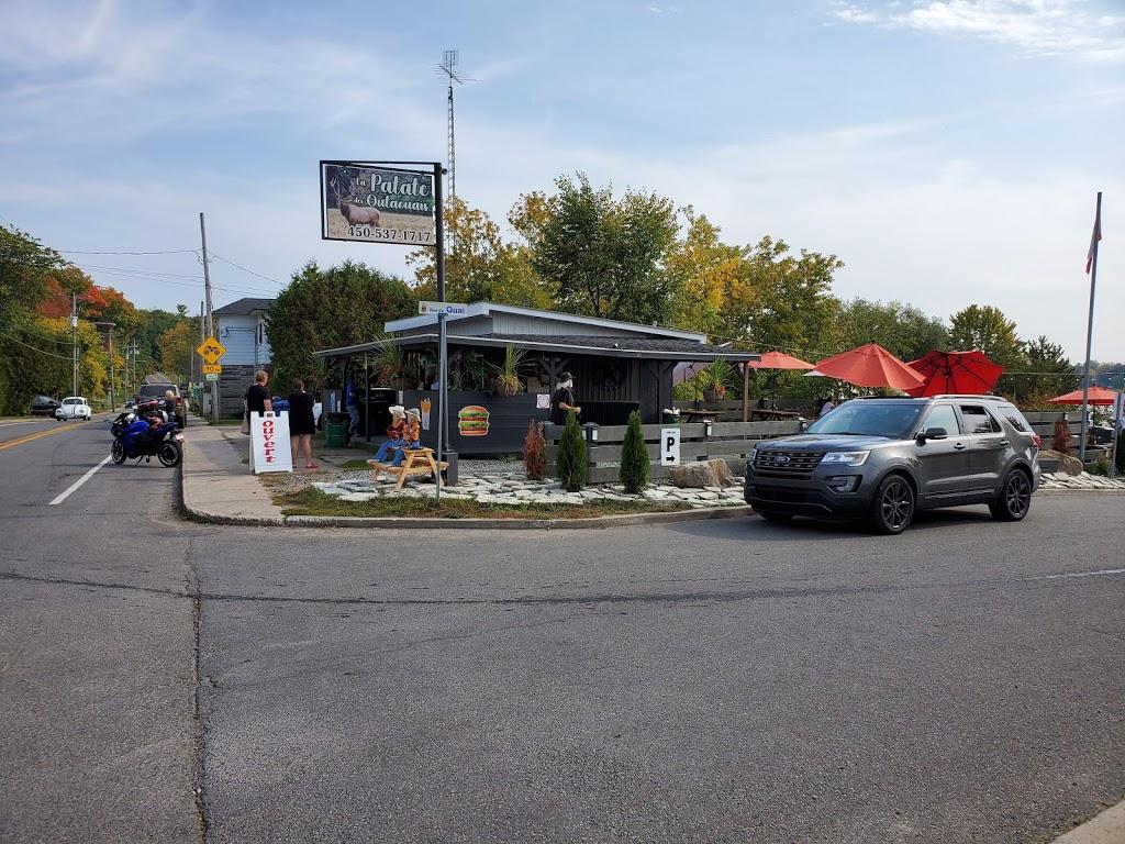 La patate des Outaouais | restaurant | 18 Route du Long-Sault, Saint-André-dArgenteuil, QC J0V 1X0, Canada | 4505371717 OR +1 450-537-1717