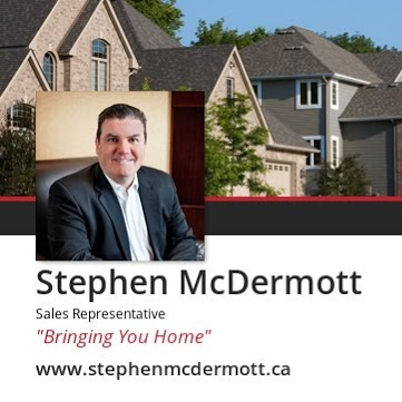 Stephen McDermott - Real Estate Agent | real estate agency | 251 North Service Rd W, Oakville, ON L6M 3E7, Canada | 6478283693 OR +1 647-828-3693