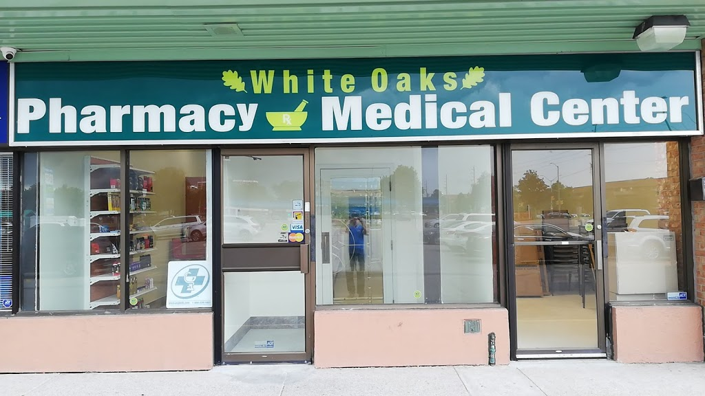 White Oaks Medical Pharmacy and Clinic | health | 1401 Ernest Ave, London, ON N6E 2P6, Canada | 5194886544 OR +1 519-488-6544
