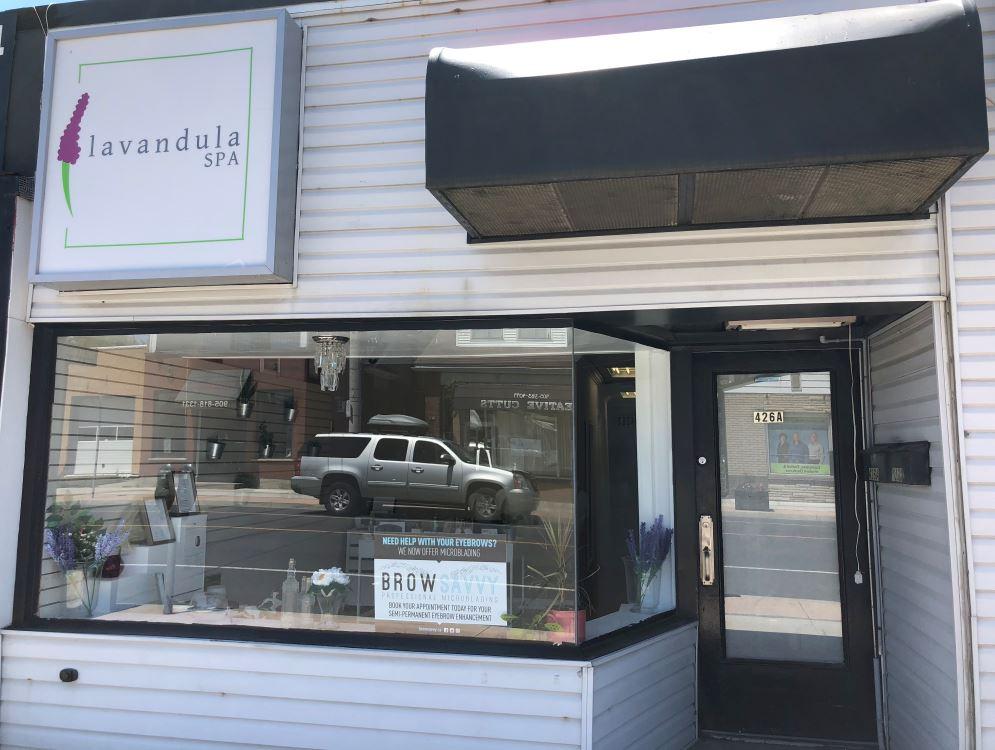 Lavandula Spa | spa | 426 Concession St, Hamilton, ON L9A 1B9, Canada | 9059026942 OR +1 905-902-6942